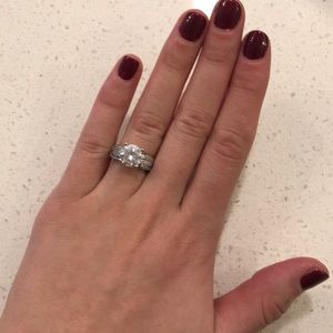 Jewelry - Fake - Fun engagement ring - Apx. Size 6.5/7